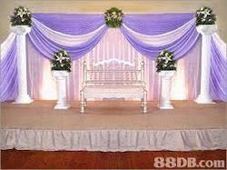 Wedding Stage Decoration Wedding Stage Decoration Wedding Flower Decoration In Babu Colony