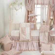 glenna jean paris 4 piece baby crib bedding set