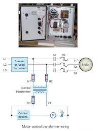 motor control transformer electrical technology pinterest