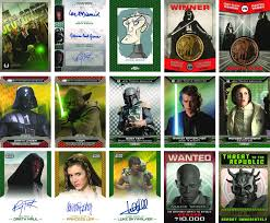 wars cards details on topps wars 2015 chrome perspectives jedi vs sith