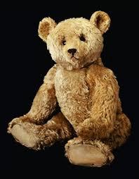 ralph steiff teddy history the cavender diary