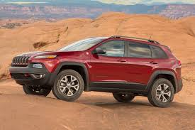 jeep matte maroon used 2015 jeep cherokee for sale pricing u0026 features edmunds