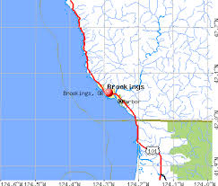 brookings oregon or 97415 profile population maps real