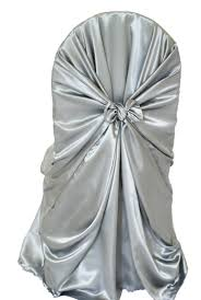silver chair covers chair covers and sashes