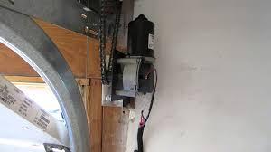 garage door opener consumer reports genie chainmax 1000 side mount conversion jackshaft garage door