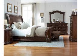 lacks gables 4 pc queen bedroom set