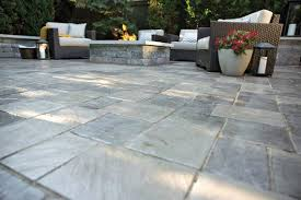 Backyard Patio Pavers Patio Pavers For Modern Landscape Designs Unilock