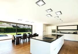 hotte cuisine suspendue hotte cuisine plafond hotte de cuisine de plafond avec clairage