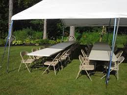 sangston family tent rental