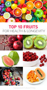 top 10 healthiest fruits for longevity happy body formula