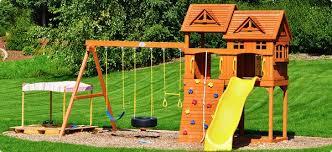 10 essentials for a backyard playground outdoors pinterest