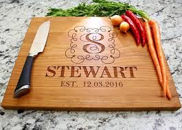 personalized cheese board personalized wedding party favors and gifts custom engraved wooden