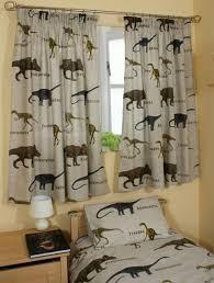 Bedding With Matching Curtains Dinosaur Duvet And Matching Dinosaur Curtains