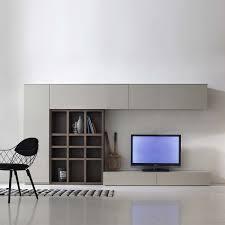 Tv Unit Furniture Online Modern Italian Tv Media Unit Grey U0026 Wood By Santa Lucia Untis