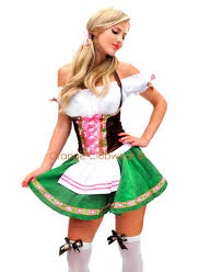 Gretchen Costume Halloween Alfa Img Showing U003e Gretchen Oktoberfest Costume
