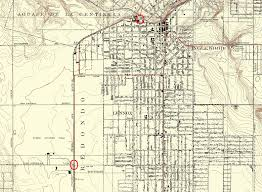map of inglewood california a tale of two wrecks and one airport by buster keaton