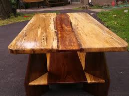Maple Table Spalted Maple Coffee Table By Logann Lumberjocks Com
