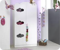 armoire pour chambre enfant chambre bébé altéa blanche raliss com