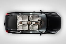 volvo xc90 2017 volvo xc90 gets four seat excellence option