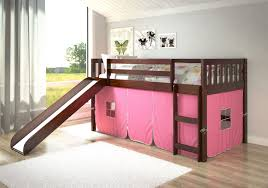 twin loft bed with slide u2014 scheduleaplane interior
