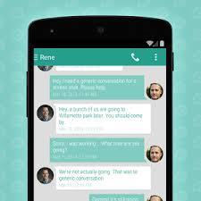 hangouts apk evolvesms theme l hangouts v5 3 2 apk android app