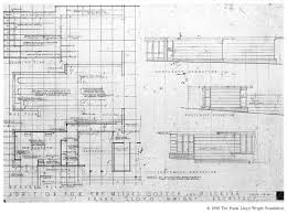 Robie House Floor Plan by House Plans Instant House Frank Lloyd Wright U0027s Usonian Homes