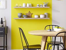 cuisine jaune citron le jaune électrise la déco
