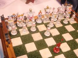 sea fantasy chess set the most expensive chess set in the world
