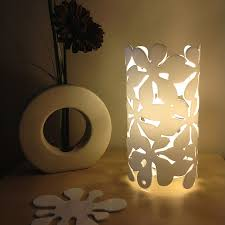 Laser Cut Lamp Shade Uk by Kirsty Shaw Laser Cutting