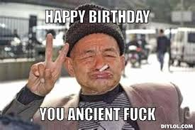 Meme Generator Happy - happy birthday wishes for old person fresh peace hommy old man