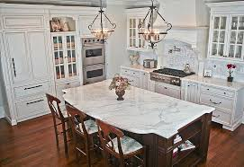 White Kitchen Interior Design  Decor Ideas PICTURES - Kitchen white cabinets