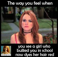 Red Hair Girl Meme - ginger memes