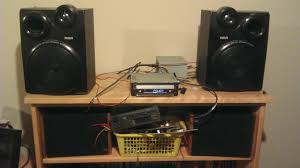 car stereo to home stereo with a psu 7 steps