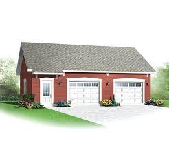garage plans with porch detached garage house plans two 2 car detached garage plan from