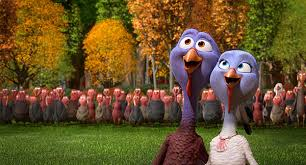 Date Of First Thanksgiving Blu Ray Review U0027free Birds U0027 The Nerd Repository