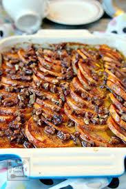 candied sweet potato casserole manila spoon