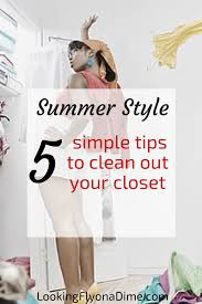 Clean Out Your Closet Closet Cleaning Tips Looking Fly On A Dime