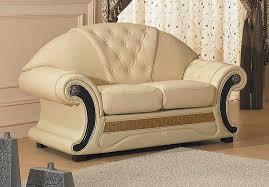 Versace Sofa Barocco Leather Sofa Provincial