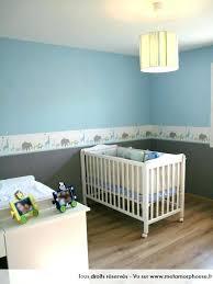 d oration murale chambre enfant awesome chambre gris et bleu bebe ideas design trends 2017