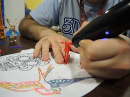 3doodler news reviews and more hands on with the 3doodler the world u0027s first 3d printing pen