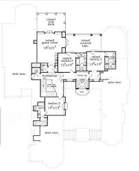 savenay ranch floor plans small luxury house plans