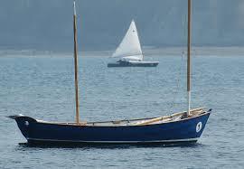 ratty 20 u0027 lug rigged cat ketch sail and oar boats tad roberts