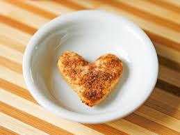heart shaped crackers easy cocoa crackers s cucina
