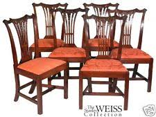 chippendale antique chairs pre 1800 ebay
