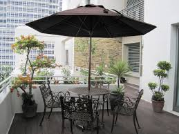 Small Balcony Furniture by Outdoor Balcony Furniture Ideas All Home Decorations