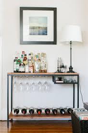 Ikea Shelf Hacks by Best 25 Ikea Bar Cart Ideas On Pinterest Diy Bar Cart Bar