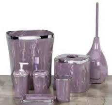 Black And Purple Bathroom Sets Purple Bathroom Accessories Bathroom Accessories Purple Black And