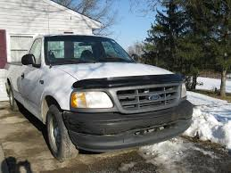 ford f1 50 truck 2000 ford f150 4 2l v6 work truck start up and tour