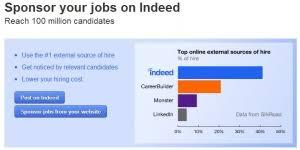 linkedin monster employers job