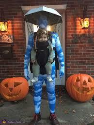 Creative Halloween Costume Idea Skydiver Costume Creative Halloween Costumes Halloween Costumes
